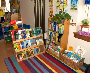 ELC Book Shelves