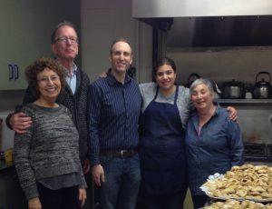 Purim bakers