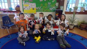 Children at Early Learning Center