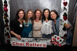 Chai Rollers casino night