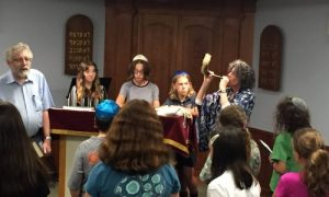 Shofar Demonstration