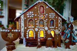 Gingerbread Synagogue