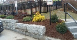 landscaping wall