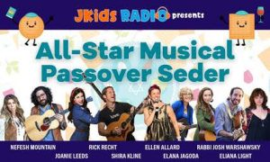 All-Star Musical Passover Seder