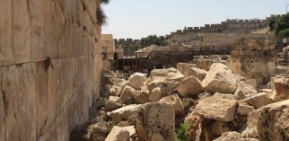 Jerusalem stones