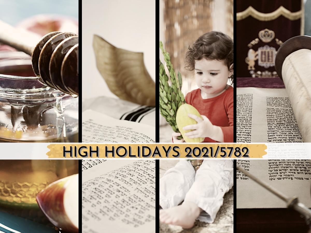 High Holidays 2021