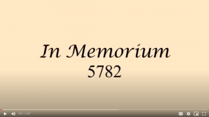 """In Memorium"" Yizkor Slideshow"